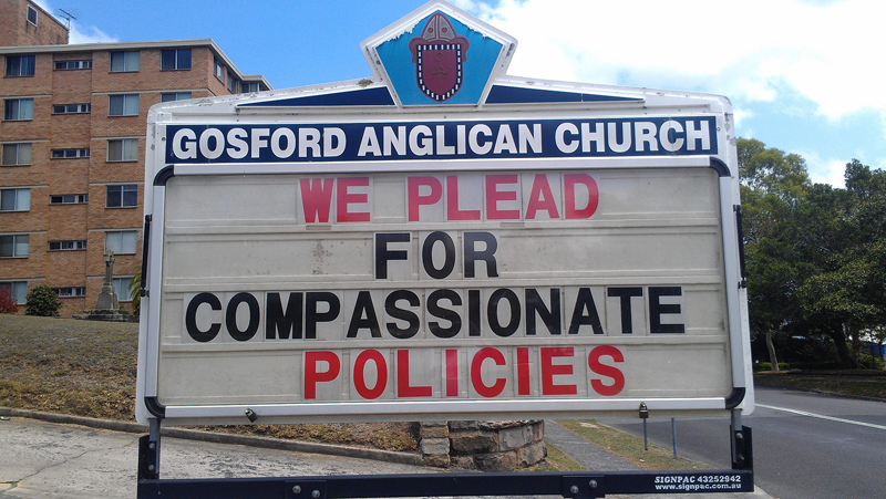 plead for compassion